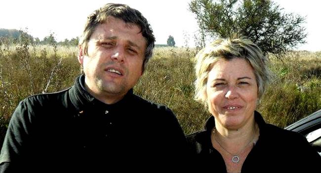 William y Marcela Pavoni